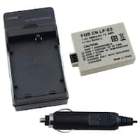 INSTEN Battery/ Charger for Canon LP-E5/ EOS Rebel XS/ Xsi/ T1i/ 1000D