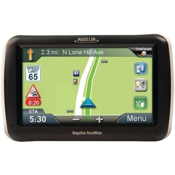 Magellan RoadMate 5190T-LM Commercial Portable GPS Navigator