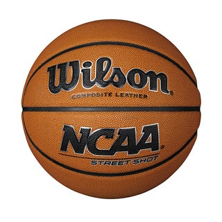 Wilson Street Shot Synthetic Leather Basketball
