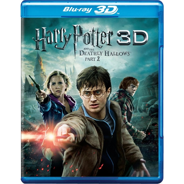 Harry Potter And The Deathly Hallows: Part 2 (Blu-ray Disc)