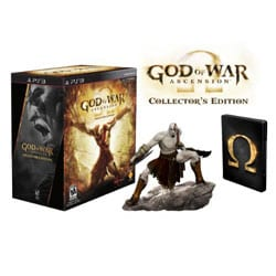 PS3 - God of War: Ascension Collector's Edition