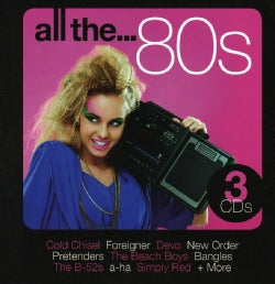 ALL THE 80S - ALL THE 80S