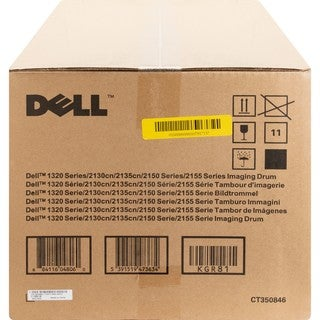Dell Imaging Drum for 2150cdn/ 2150cn/ 2155cdn/ 2155cn Color Laser Pr
