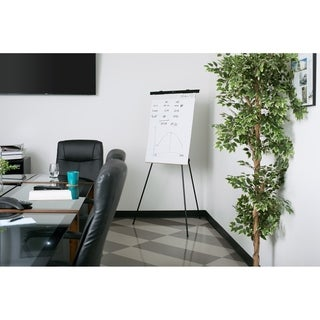 Studio Designs Lightweight and Adjustable Black Presentation Easel