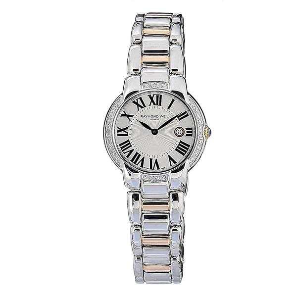 Raymond Weil Women's Jasmine Diamond Two-tone Watch