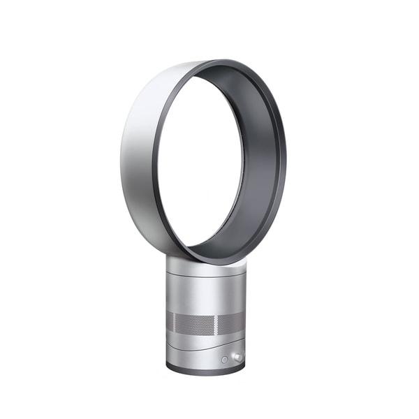 Dyson AM01 Silver Air Multiplier 12-inch Fan (New)