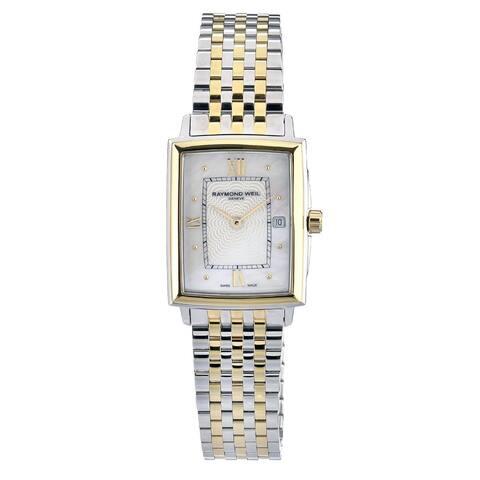 Raymond Weil Women's Two-tone Steel Watch