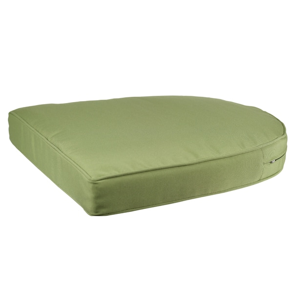 Outdoor Patio 19-inch Chair Cushion. Opens flyout.