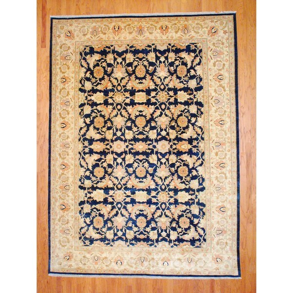 Shop Handmade Herat Oriental Afghan Vegetable Dye Wool Rug