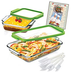 Anchor Hocking 8-piece Ovenware Set