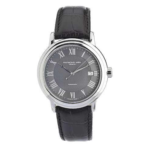 Raymond Weil Men's Stainless Steel Automatic Watch