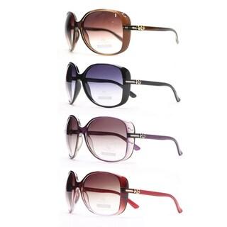 DASEIN by Anais Gvani Women's Round Oblong Sunglasses
