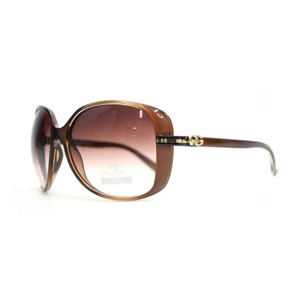 DASEIN by Anais Gvani Women's Round Oblong Sunglasses. Opens flyout.