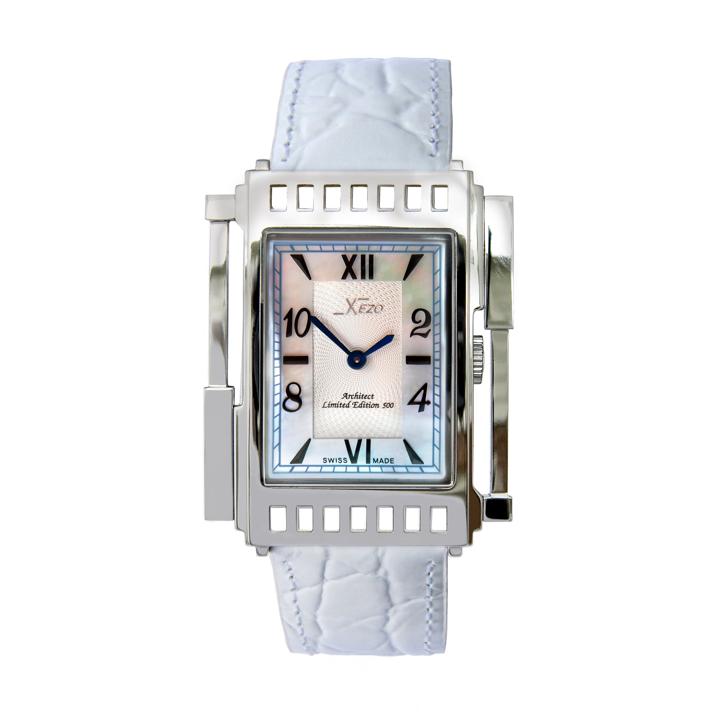 Xezo women 39 s architect 2001 limited edition watch free shipping today 14648393 for Xezo watches