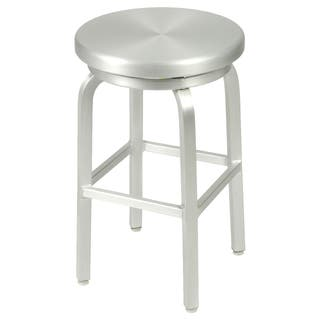 Swell Buy Aluminum Counter Bar Stools Online At Overstock Our Machost Co Dining Chair Design Ideas Machostcouk