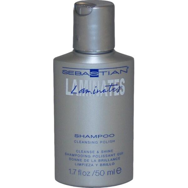 Sebastian Laminates Cleansing Polish 1.7-ounce Shampoo