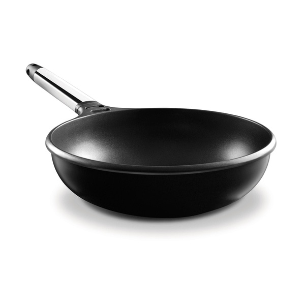 Fundix 11-inch Stainless Steel Non-stick Pan