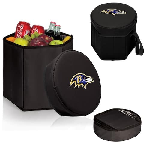 Picnic Time NFL AFC Teams Bongo Collapsible Cooler/ Chair