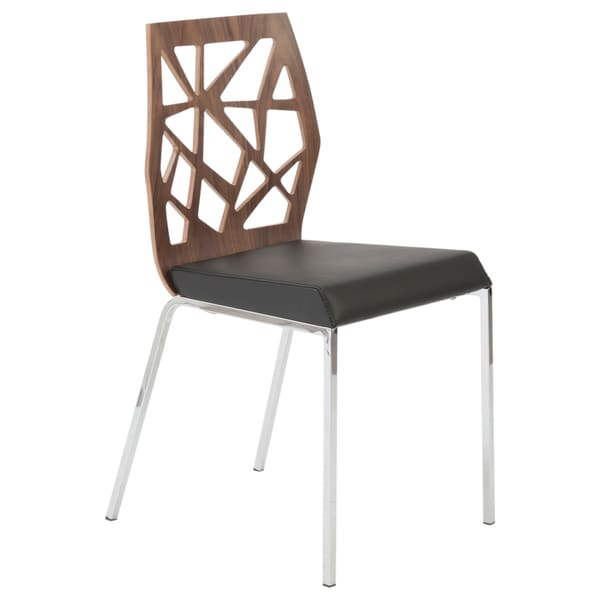 Sophia Leatherette Dining Chair (Set Of Two)