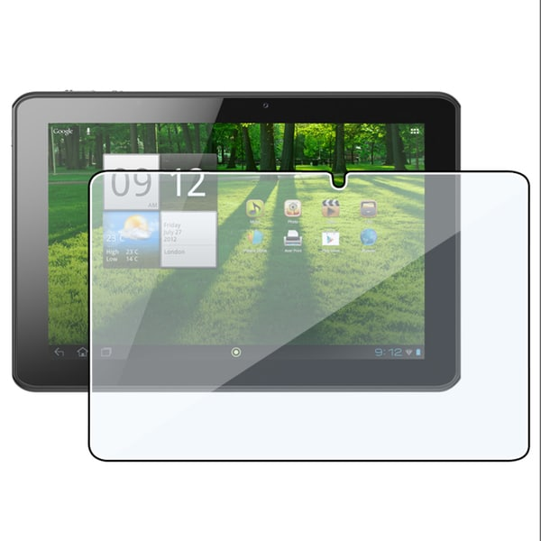 INSTEN Clear Screen Protector for Acer Iconia Tab A700