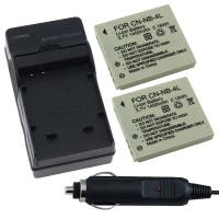 INSTEN Chargers/ Battery for Canon PowerShot SD430/ SD600/ SD630