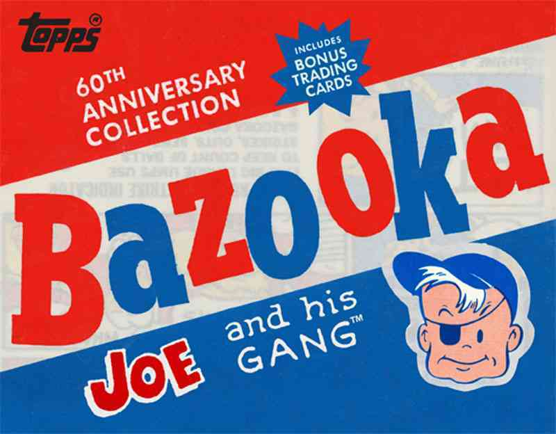 Bazooka Joe and His Gang (Hardcover)