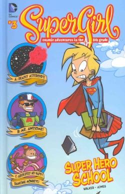 Super Hero School (Hardcover)