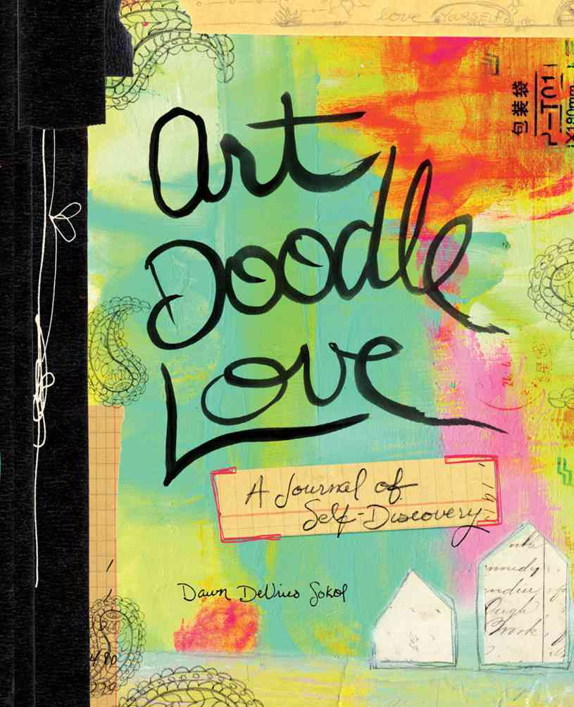 Art Doodle Love: A Journal of Self-Discovery (Paperback)