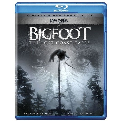 Bigfoot: The Lost Coast Tapes (Blu-ray/DVD)