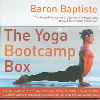 The Yoga Bootcamp Box: An Interactive Program to Revolutionize Your Life With Yoga (Paperback)