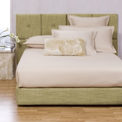 Queen-size Peridot Upholstered Tile Headboard Kit