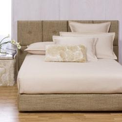 Queen-size Sand Upholstered Tile Headboard Kit