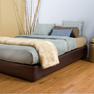 King-size Platform Bed and Headboard Kit
