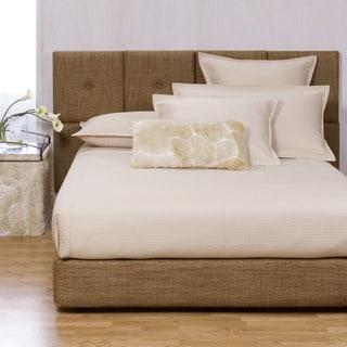 King-size Topaz Platform Bed and Headboard Kit