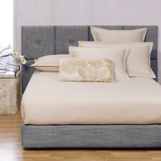 Tufted Upholstered Full-Size Platform Bed and Headboard Conversion Kit