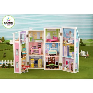 KidKraft Deluxe Townhouse Dollhouse