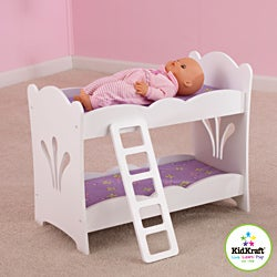 KidKraft Lil Doll Bunk Bed