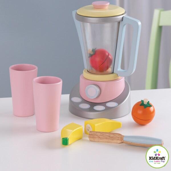 KidKraft New Pastel Smoothie Set