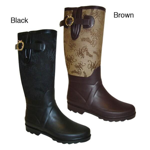 Apple Bottoms 'Sydney' Mid-calf Boots