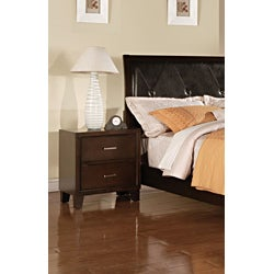 Cappuccino Finish Nightstand