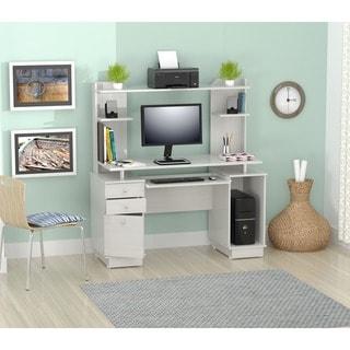 Hutch Desk - Shop The Best Brands Today - Overstock.com