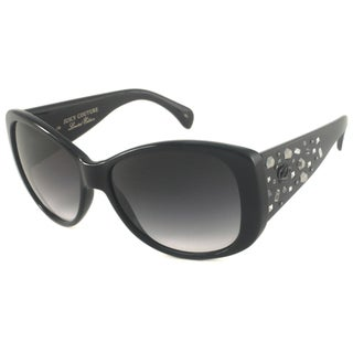 Juicy Couture Women's 'Rich Girl' Rectangular Sunglasses