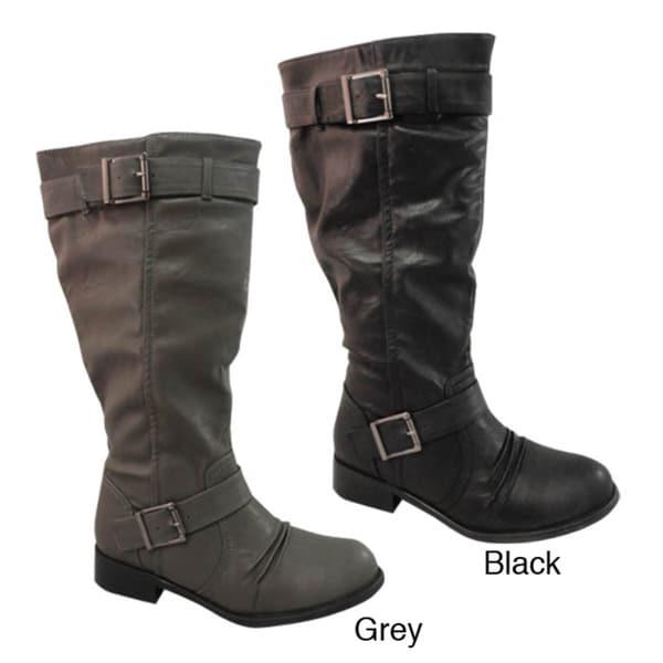 Bucco 'Myrtle' Women's Boots