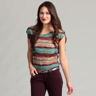Institute Liberal Women's Chiffon Top