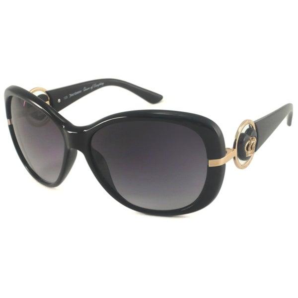 Juicy Couture Women's 'Scarlet' Rectangular Sunglasses