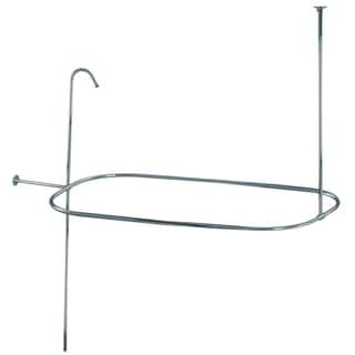 Shower Curtain Rod/ Shower Riser Set