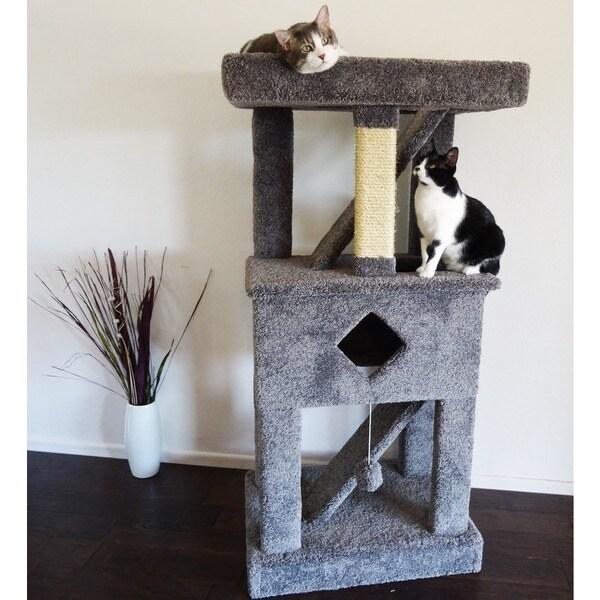 New Cat Condos Play Gym Cat Tree