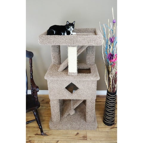 New Cat Condos Large Play Gym Cat Tree