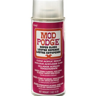 Mod Podge Super High Shine Spray 11 Ounces
