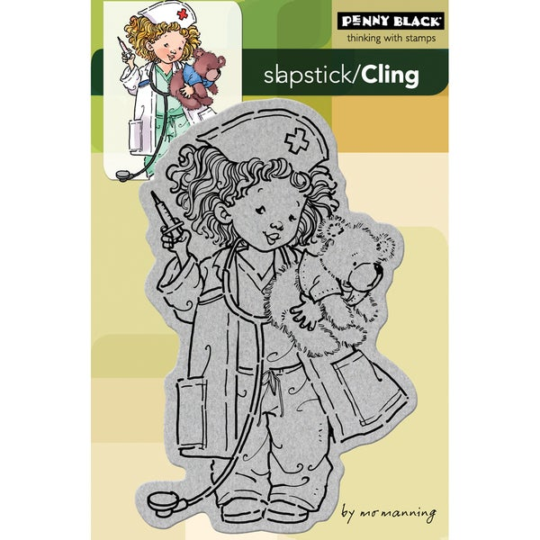 Penny Black 'Wishing You Well' Cling Rubber Stamp